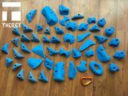 Neue Bouldergriffe Klettersteine Klettergriffe THEREX