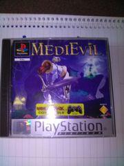 PS 1 Spiel - MediEvil 1 -