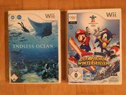 Wii Spiele verschiedene
