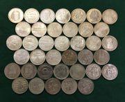 38 x 5 - Mark Gedenkmünzen