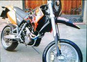 KTM 640 LC4 SUPERMOTO