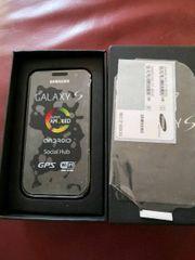 Samsung Galaxy S Amoled Top