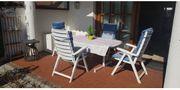 Gartenmöbelgarnitur Kettler mit 6 Stühlen
