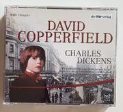 Hörspiel 4 CDs Dacid Copperfield