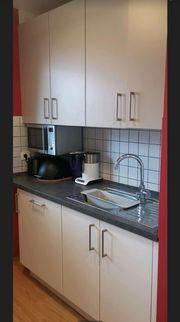 Küche inkl Geräte maximaler Stauraum