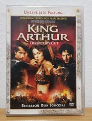 DVD King Arthur Director s