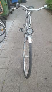 Fahrrad mit Federung