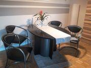 Esstisch mit 4 Stühle