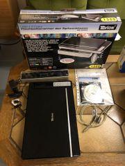 Tevion MD90093 Flachbettscanner USB 2
