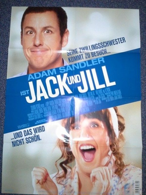 Adam Sandler Plakat A1 Jack