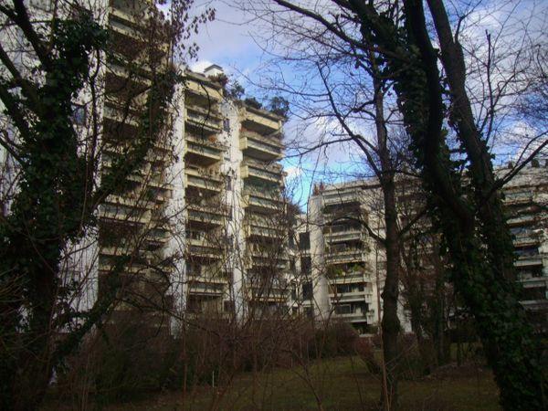 Möblierte 2-Zi-Wohnung in Schwabing Hornstr
