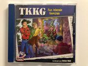 TKKG Hörspiel - dal lebende Gemälde
