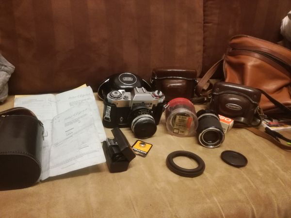 Fotoapparate mechanisch