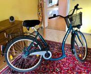 2 x Fahrrad Tiefeinsteiger 26