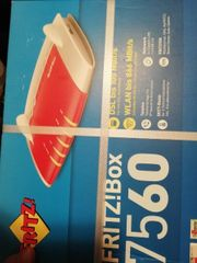 Fritzbox 7560 Neu