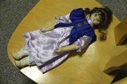 Sammlerpuppe Porcelain Doll