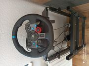 Logitech G29 Lenkrad für Playstation