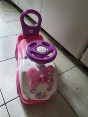 Disney Minnie Mouse Rutschauto - Rutscher