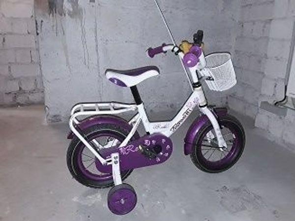 12 Mädchen-Fahrrad