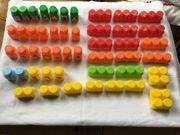 Molto Blocks Spielzeugbausteine Stapelblöcke bauen