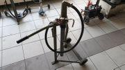 3x gebrauchte Faßpumpen Ölpumpen Dieselpumpen
