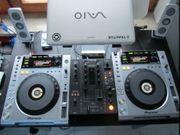 Pioneer CDJ 850 S und