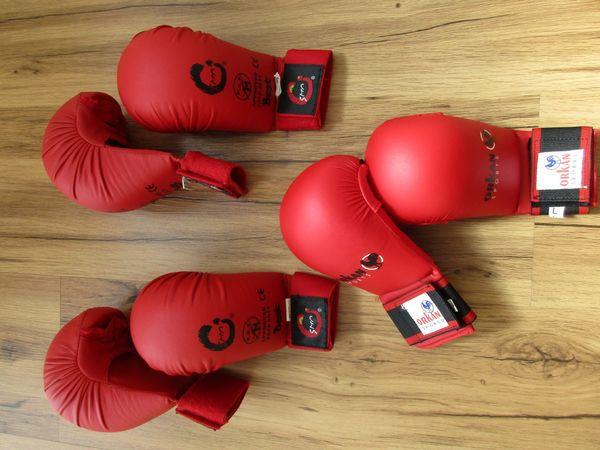 Faustschutz Handschutz für Karate und