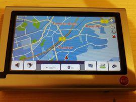 Navigationssysteme - Falk Navi F10 komplett mit