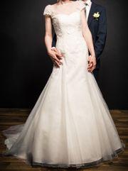 Brautkleid 34 XS von Sweetheart Gowns