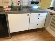 Spüle und Elektroherd von Ikea