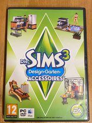 Sims 3 Design-Garten-Accessoires