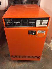 Klöckner Wärmetechnik Erdgas Heizanlage mit