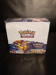 Pokemon Hidden Fates Proxy Display