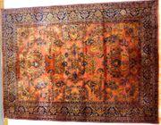 Orientteppich Perserteppich Saruk Ziegler T038