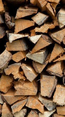 Brennholz hart und weich 33cm