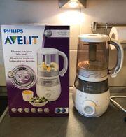Philips Avent Dampfgarer für Babynahrung