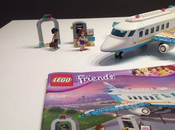 Lego Friends 41100 - Heartlake Private