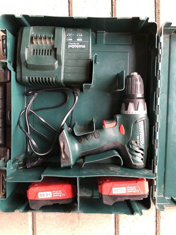 Akkuschrauber BS 14 4 Li