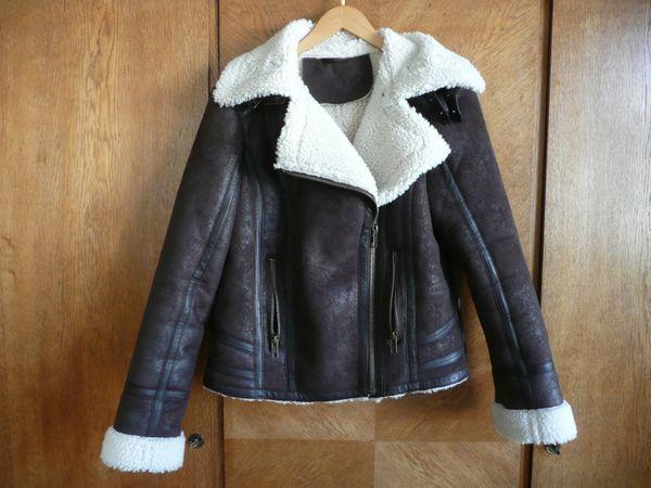 Winter Lederjacke in Brackenheim Leder Pelzbekleidung