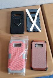 Verschiedene Handyhüllen für Samsung S10e