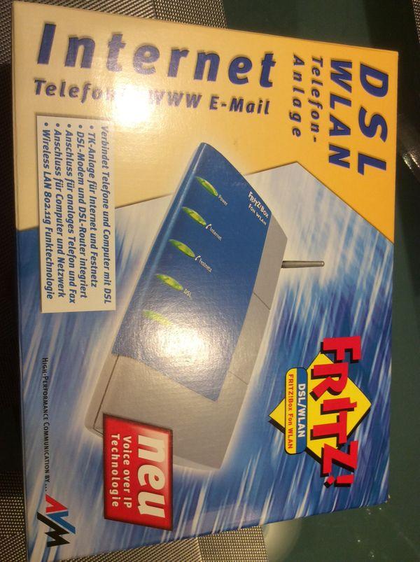 Fritz Box Fon WLAN 2000