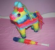 Pinata Esel Pferd zum Schlagen