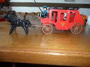 Playmobil Rote alte Kutsche