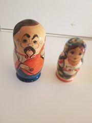 Matrjoschka Figuren