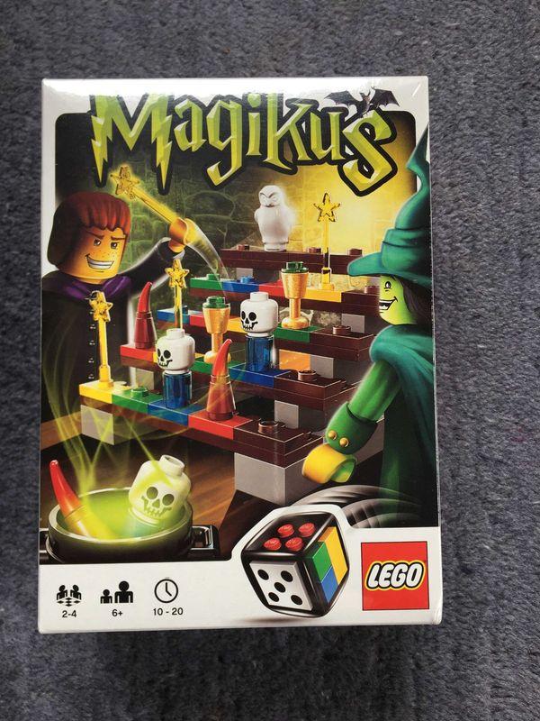 Lego Spiel 3836 Magikus ungeöffnet