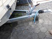 Autoanhänger für Traktor 2ton nutzlast