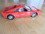 Ferrari GTO 1984 v Burago