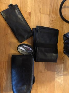 Wickeltasche Multizip Bag schwarz: Kleinanzeigen aus Speyer - Rubrik Baby- und Kinderartikel