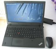 Laptop Lenovo L540 ADATA-256GB-SSD Charry-Funk-Maus