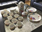 12-teiliges Rosenthal Kaffeeservice